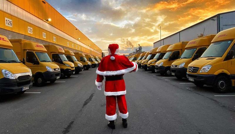 DHL国际快递公司